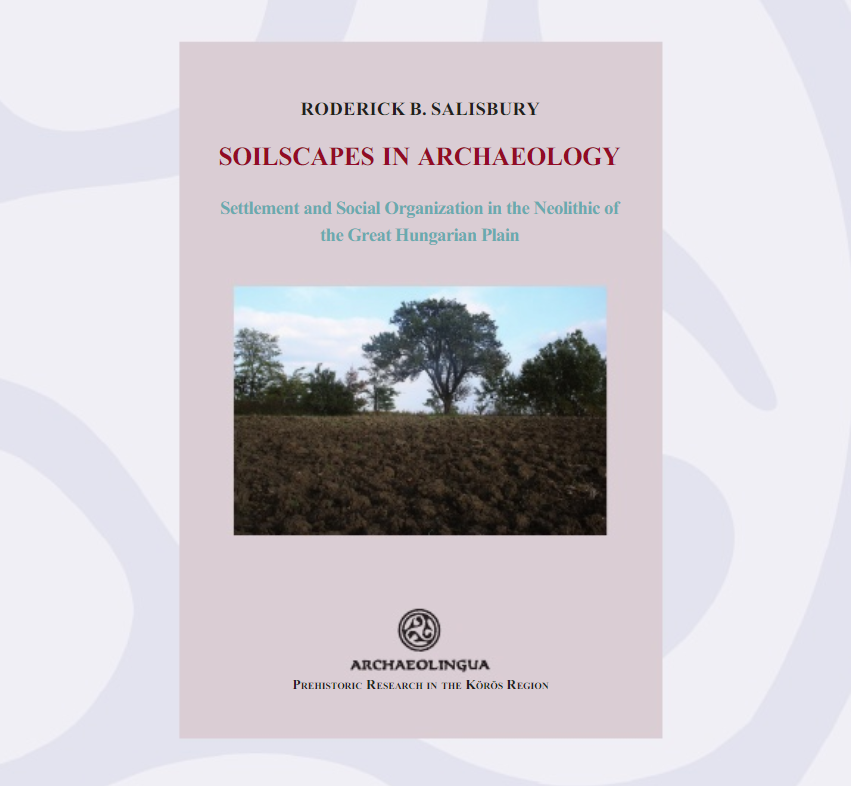 cover of Soilscapes in Archaeology book